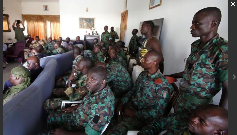 Cote D Ivoire Les Salaires Des Militaires Varient De 210 000 Cfa