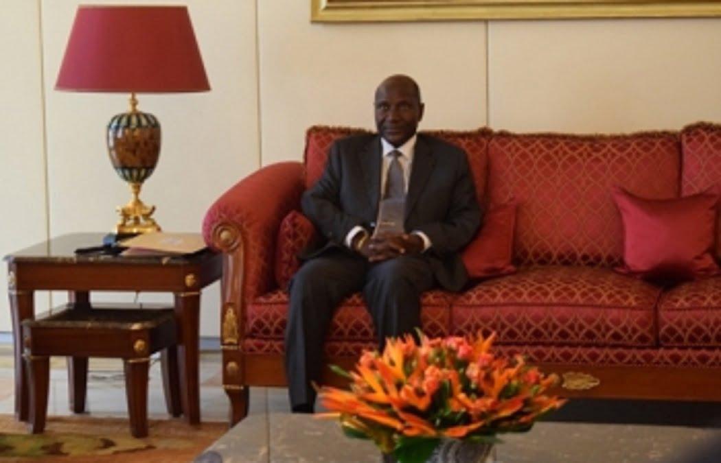 Amadou Gon Coulibaly, nouveau Premier Ministre du régime Ouattara — Côte d'Ivoire