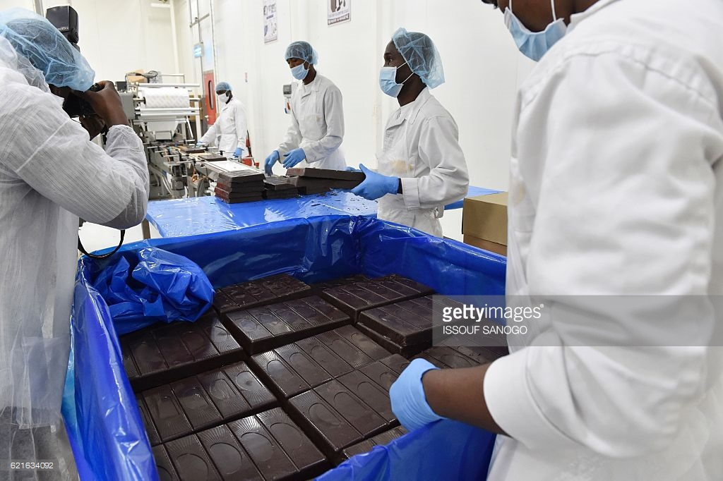 Pourquoi le chocolat «made in Côte-d'Ivoire» de Cemoi reste ...