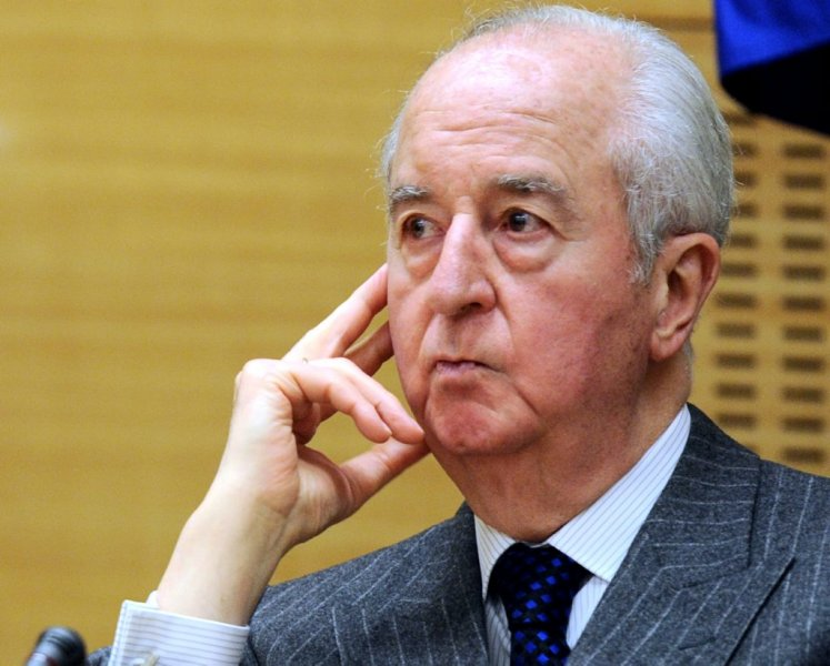 L'ancien Premier ministre français Edouard Balladur mis en examen