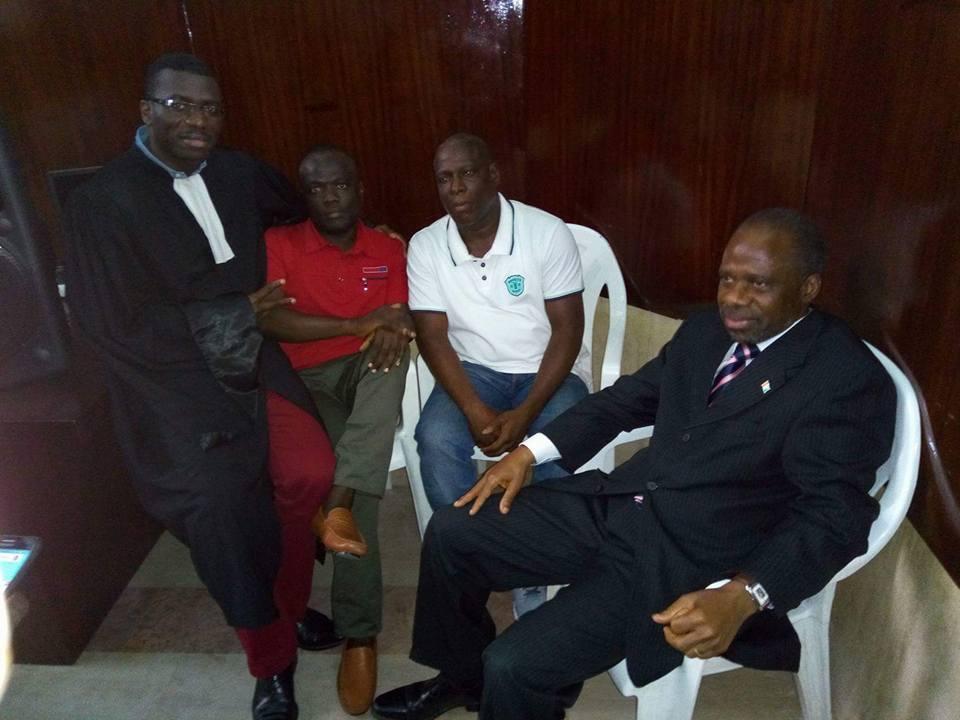 CÔTE D'IVOIRE : 3 militants du FPI écopent de 30 mois de prison