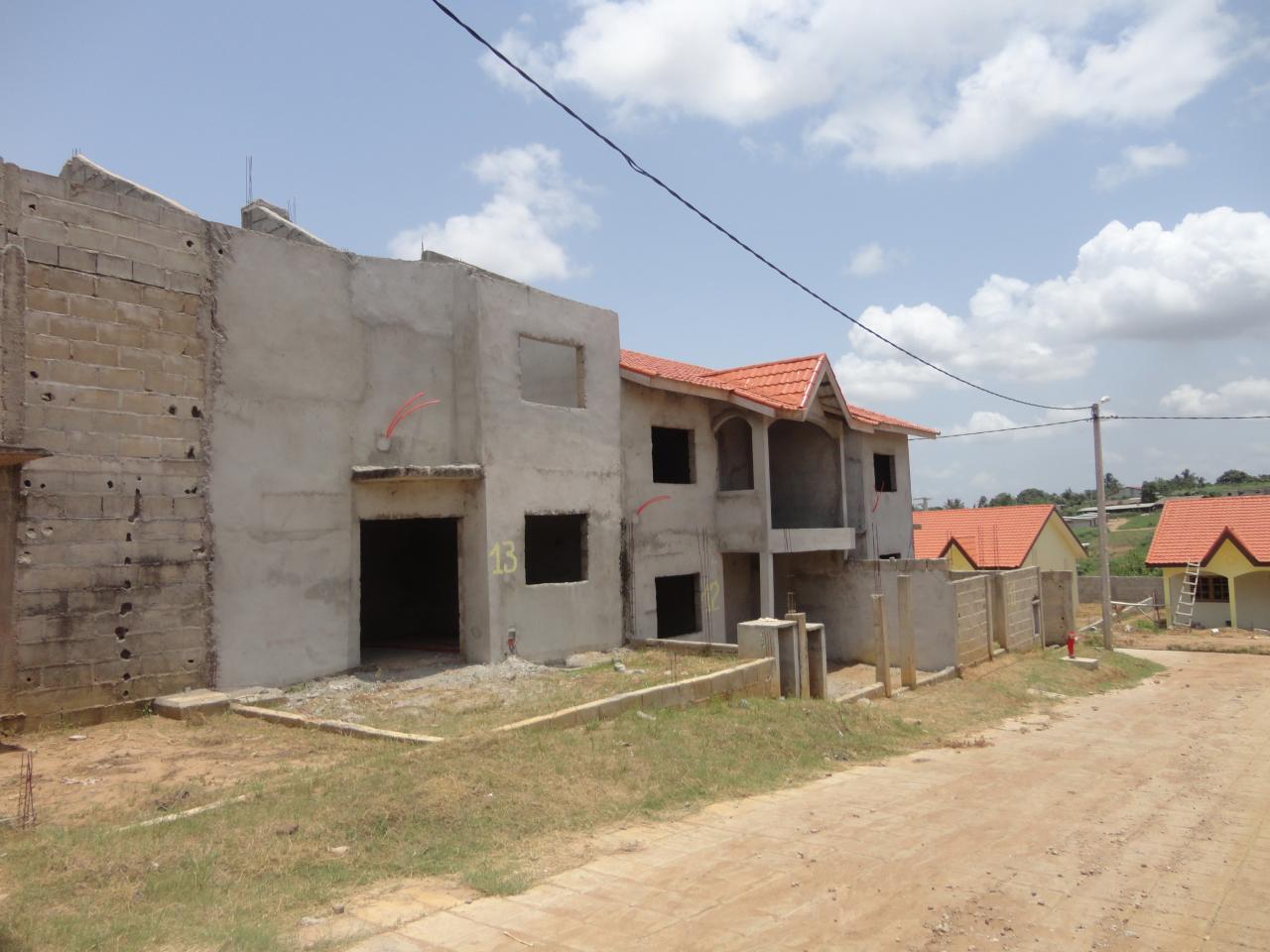 Les Superbes Maisons D Abidjan : Les promoteurs immobiliers en côte d ivoire plaident pour