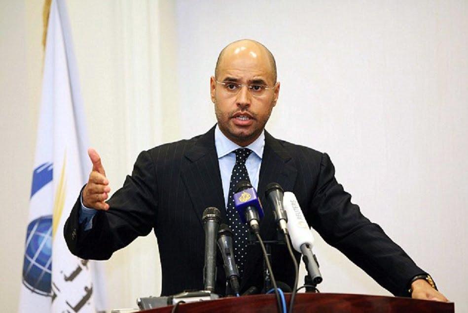 Libye. La CPI réclame l'arrestation du fils de Kadhafi