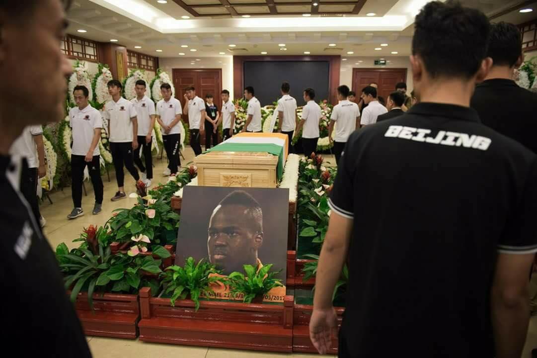La dépouille du footballeur Cheick Tioté attendue jeudi à Abidjan — Côte d'Ivoire