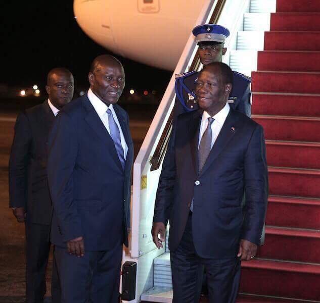 La France et la Côte d'Ivoire magnifient leur coopération (Déclaration)