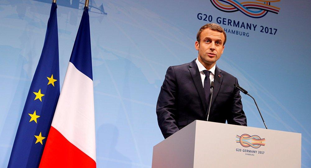 Les propos d'Emmanuel Macron sur l'Afrique suscitent la polémique