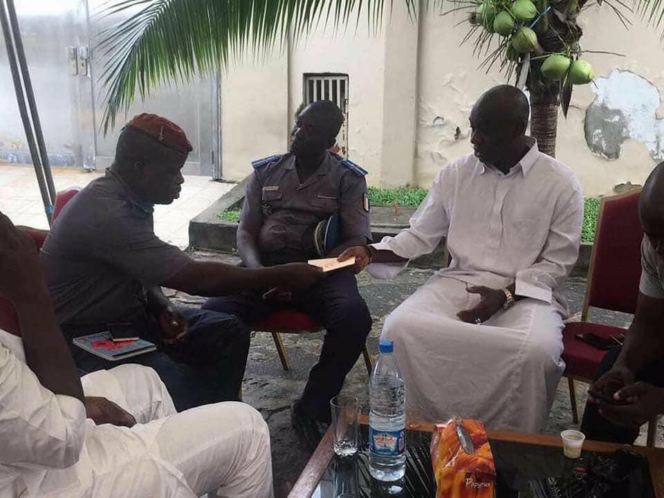 Le domicile de Soul To Soul à Abidjan perquisitionné — Affaire cache d'armes
