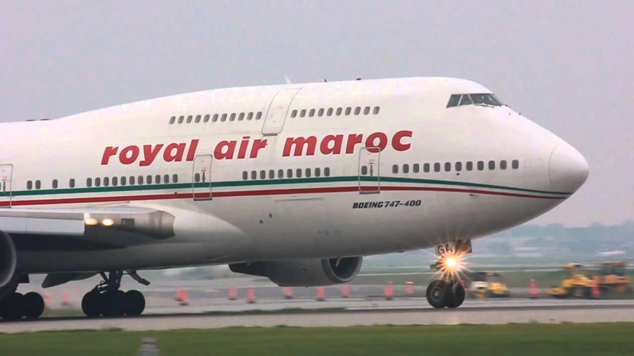 Laptops en cabine : feu vert pour Royal Air Maroc