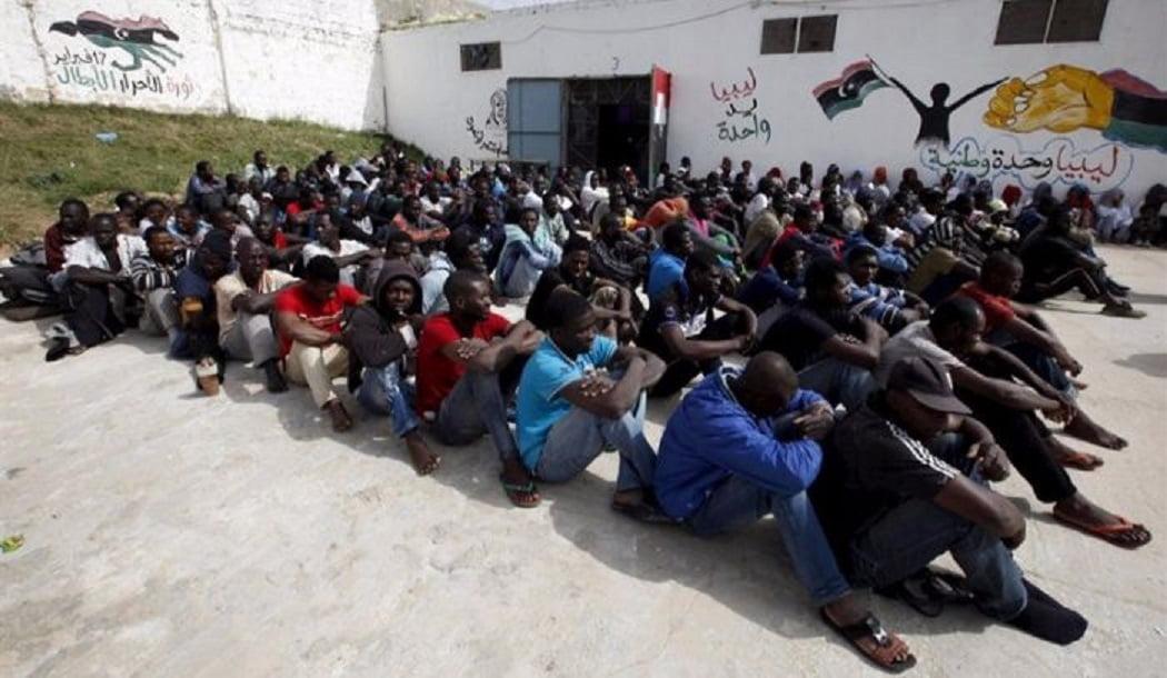 155 migrants