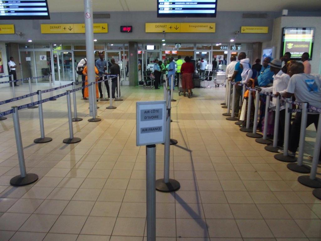 La douane saisit près de 30 kg d'or à l'aéroport d'Abidjan