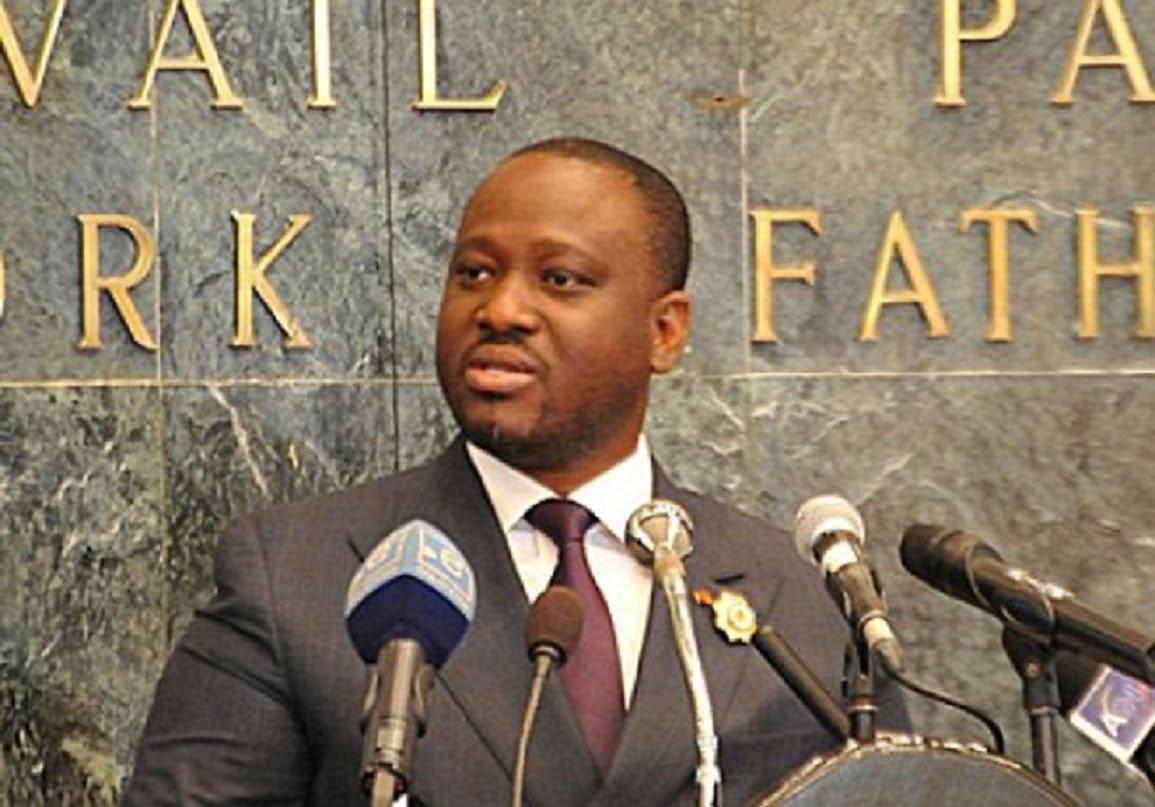 Soro nommé vice-président du RDR — Côte d'Ivoire
