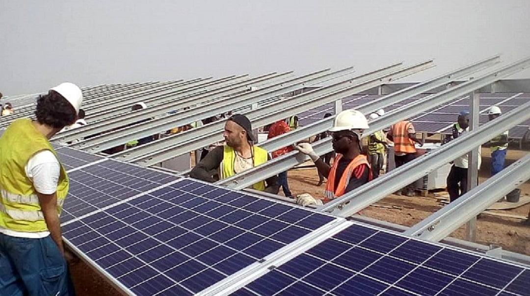 La plus grande centrale solaire d'Afrique de l'Ouest — Burkina Faso