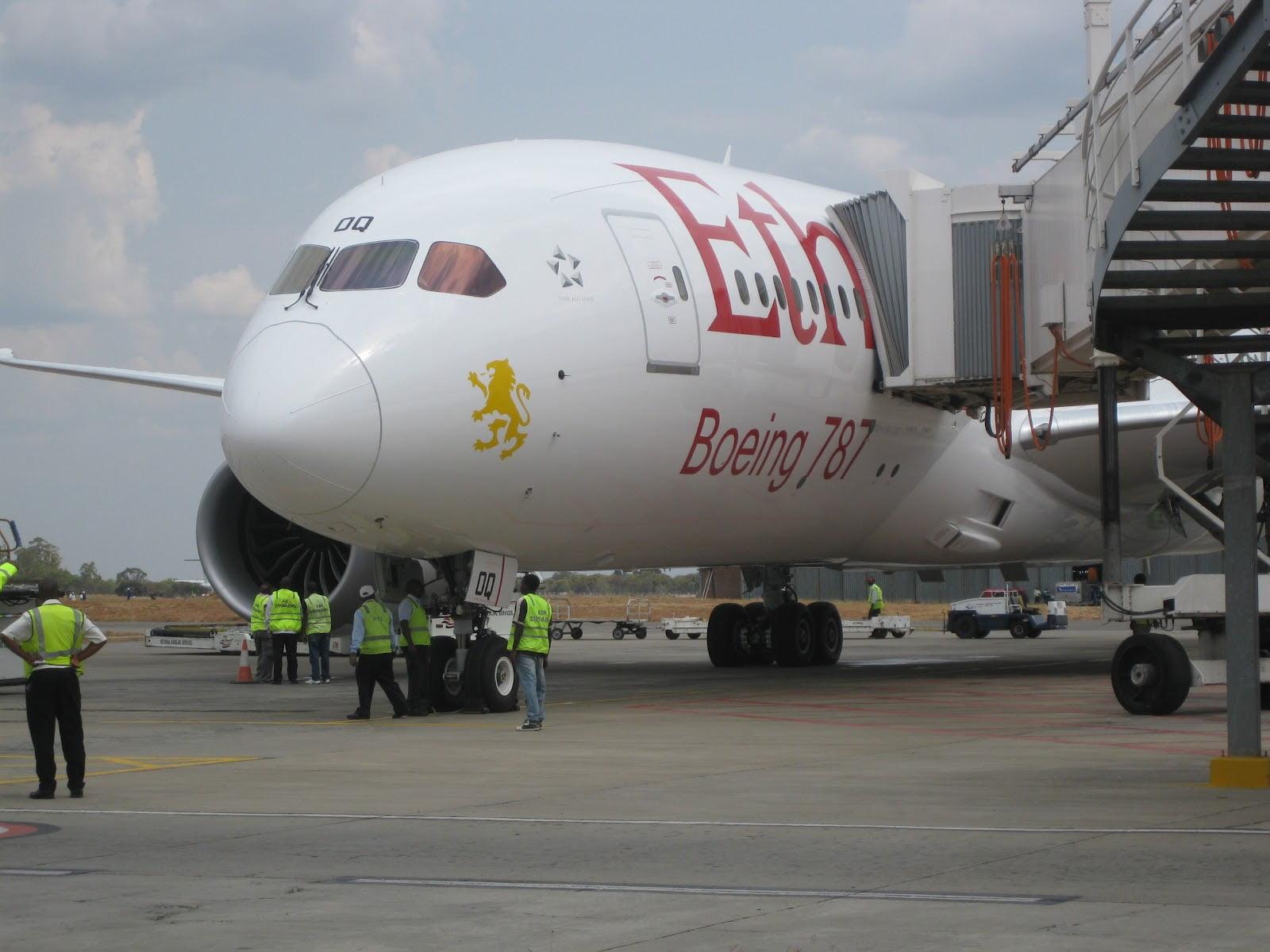 """Résultat de recherche d'images pour """"Ethiopian Airlines, visa, 2018"""""""