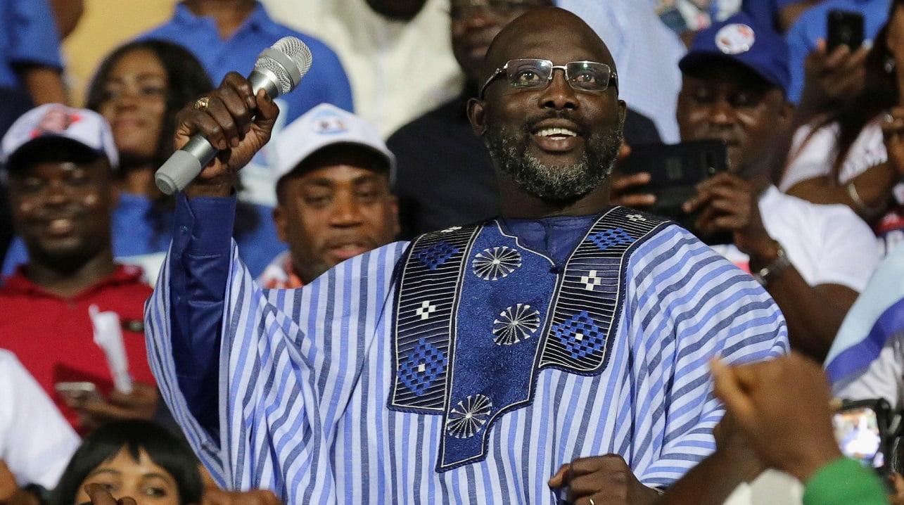 Présidentielle, attente des premiers résultats, décret instituant la transition — Liberia