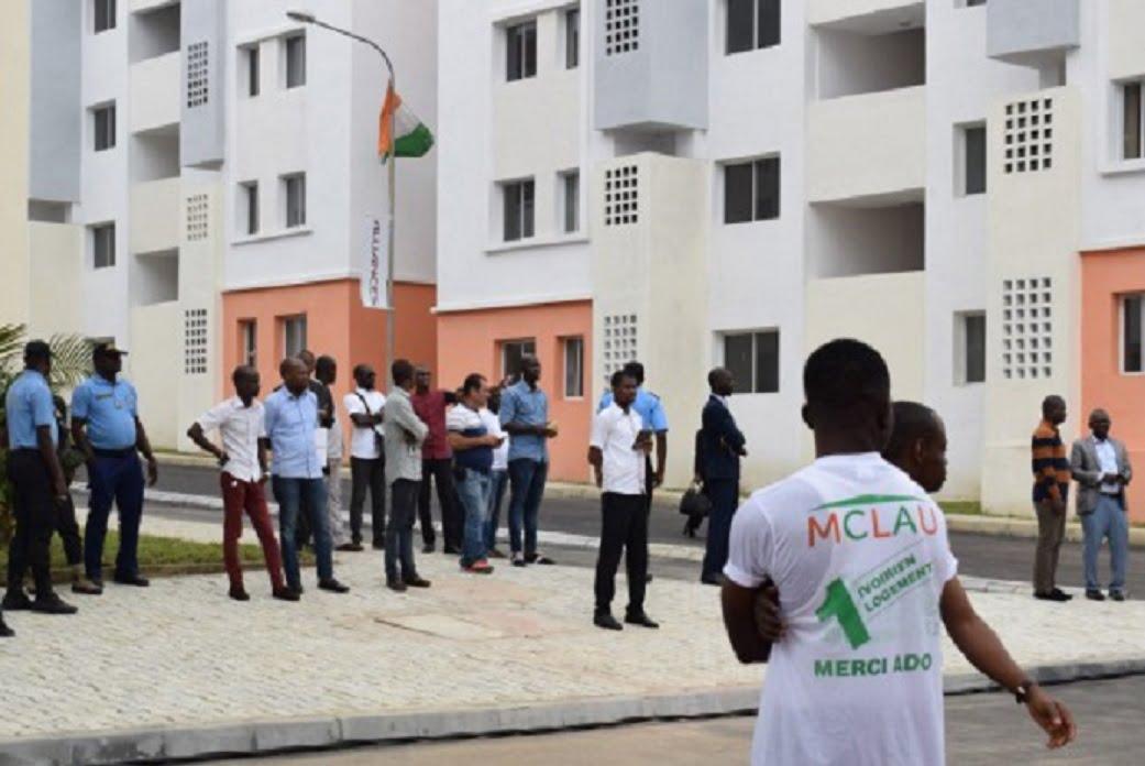 4 000 nouveaux logements livrés aux populations — Côte d'Ivoire