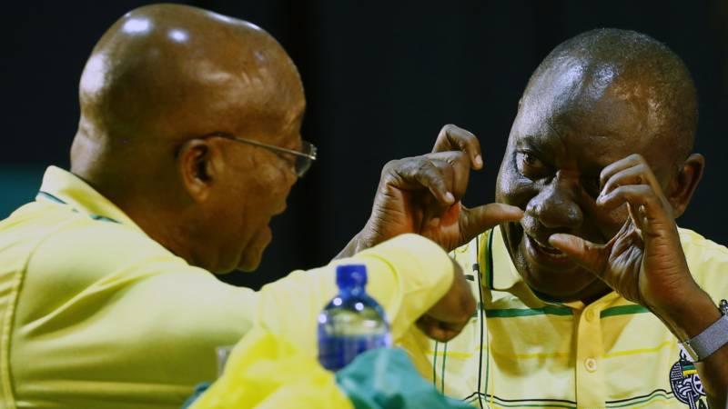 L'ANC cherche un successeur à Zuma — Afrique du Sud