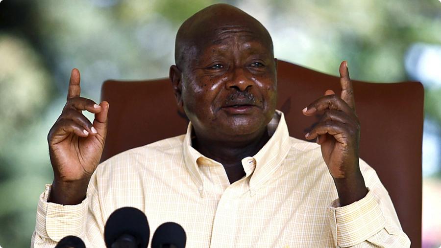 Ouganda: La limite d'âge à l'élection présidentielle supprimée
