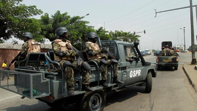 Un camp militaire vandalisé à Bouaké — Côte d'Ivoire