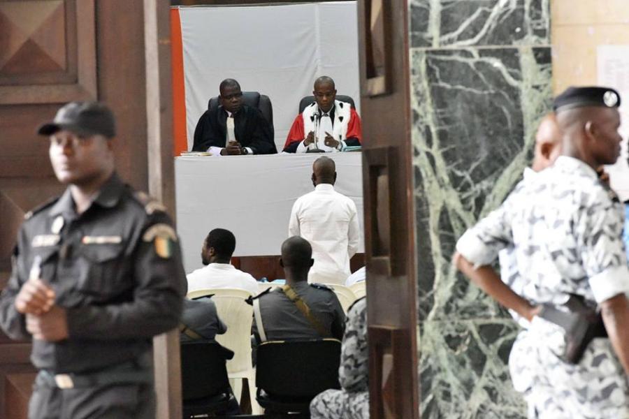 Jean Noel Abehi condamné à 10 ans de prison — Côte d'Ivoire