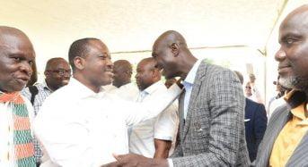 Côte-d'Ivoire: Depuis quand parlons-nous de Solidarité entre nous Anciens de la FESCI ? Les explications d'Eugène Djué