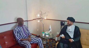 Côte-d'Ivoire: El Hadj Mamadou Koulibaly (LIDER) en visite en Irak
