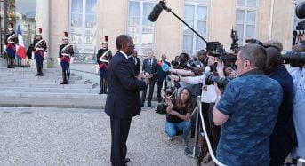 Côte d'Ivoire: Depuis l'Elysée, Ouattara se dit «en phase» avec Bédié malgré la déclaration de Daoukro…