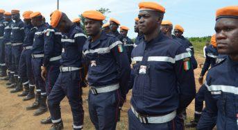 Les pompiers civils de Côte-d'Ivoire en grève «illimitée» dans plusieurs villes du pays