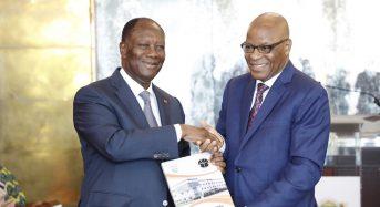 Côte-d'Ivoire: «Toujours pas de plaintes de Ouattara contre la Lettre du Continent »