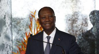 Cote-d'Ivoire: Ouattara au Koweït, en France et au Rwanda