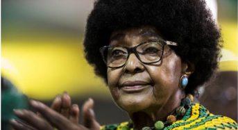 Afrique du Sud: Décès de Winnie Mandela