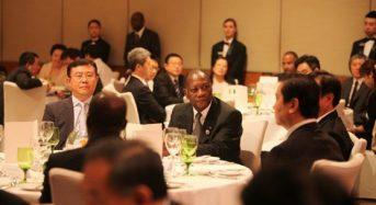 Ouattara compare les taux de croissance de la Côte-d'Ivoire à ceux de la Chine
