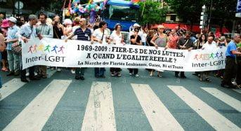 Depuis 2013, 40 000 couples homo/lesbiennes se sont mariés en France