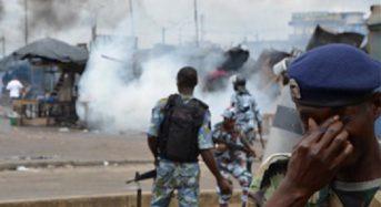En Côte d'Ivoire des militaires envahissent Ecobank pour leur argent