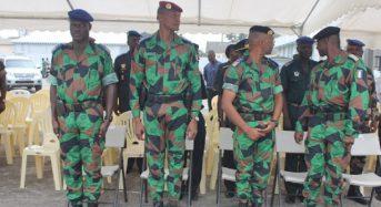 Côte-d'Ivoire École des Armées de Zambakro: Le colonel Hubert Ouassénan perd le commandement