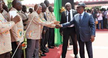 «Il n'y a pas de prisonniers politiques en Côte d'Ivoire» (Ouattara, discours du 1er mai)