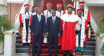 Côte-d'Ivoire: Koné Mamadou installe Toungara dans ses nouveaux habits de médiateurs de la république