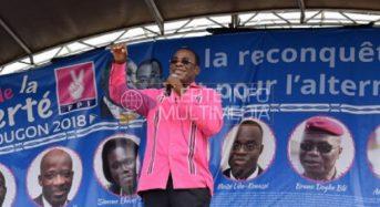 Côte d'Ivoire: «La fronde au FPI a été une supercherie», estime Affi N'Guessan