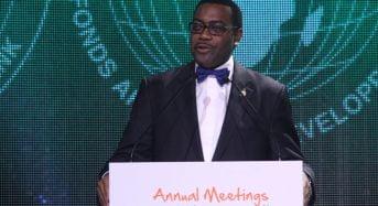 La BAD veut mobiliser 170 milliards $ pour le déficit infrastructurel en Afrique