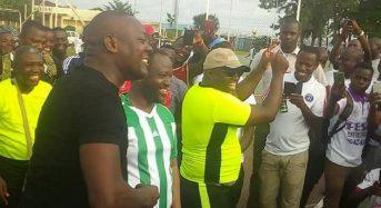Côte-d'Ivoire: En images la journée sportive des FESCISTES