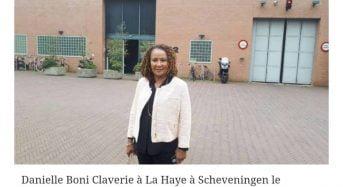 Côte-d'Ivoire: Danielle Boni Claverie conte ses moments avec Gbagbo et Blé Goudé a la prion de la CPI