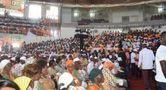 Côte d'Ivoire: «Le RDR doit impérativement remporter» les élections locales (vice-président)