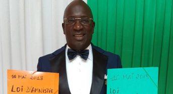 Propositions de loi d'amnistie et indemnisation des victimes en Côte-d'Ivoire: Méambly dépose les nouvelles versions