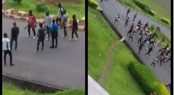 Université d'Abidjan Côte-d'Ivoire: Brève altercation entre sections de la FESCI, le plus grand syndicat étudiants