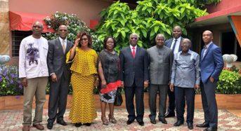 Côte-d'Ivoire: Les opposants Koulibaly et Sangaré se rencontrent «visite de courtoisie»