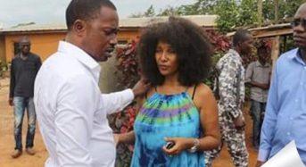 Trois ans de prison pour Nayanka Bell en Côte-d'Ivoire: «C'est ridicule», selon son avocat Dogo Koudou