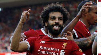 Football Liverpool FC: Mohamed Salah vers le Ballon d'or comme Weah en 1995 ?
