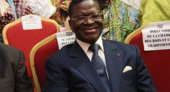 1ère journée de l'Houphouëtisme en Côte-d'Ivoire: Fologo depuis Yamoussoukro «Le RHDP ou le PDCI, c'est bonnet blanc, blanc bonnet»