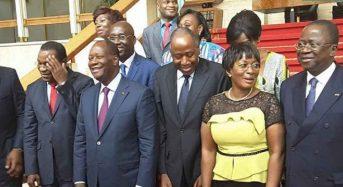Côte-d'Ivoire: Ouattara, maître du jeu au FPI, joue la femme légale contre la légitime
