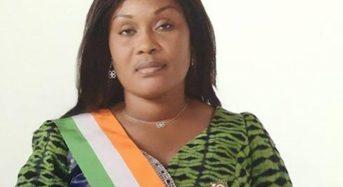 Upci Côte-d'Ivoire: La députée Belmonde Dogo a démissionné, voici les raisons