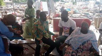 Danga Côte-d'Ivoire: Une déguerpie en grève de la faim accuse «Si je meurs c'est à cause de Ouattara, de la Rti…»